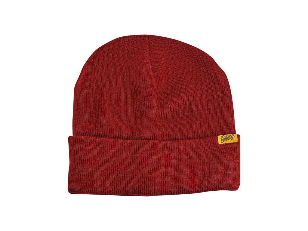 572389 biltwell kulich čepice zimní čepice červená barva www.twryder.cz 7322eaf96b