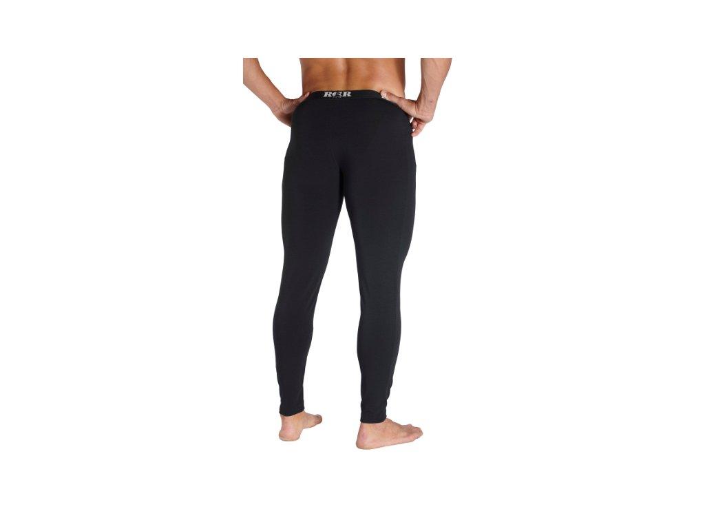 8a26c9cd6d68 ... Motorkářské spodní kalhoty ROKKER v černé barvě ...