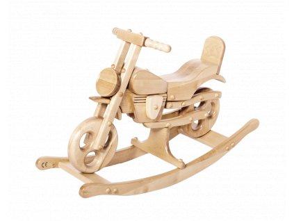 dřevěné houpadlo Kandu Sport Motorbike tw ryder 1
