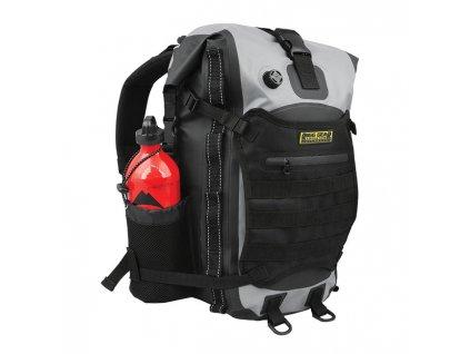 Multifunkční batoh Nelson-Rigg Hurricane pro náročné motorkáře. Snadno připevnitelný k vašemu motocyklu. TW Ryder